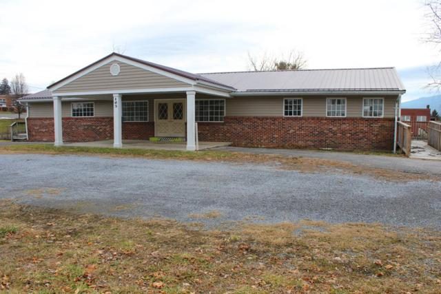 105 W Pine Street, Wytheville, VA 24382 (MLS #67666) :: Highlands Realty, Inc.