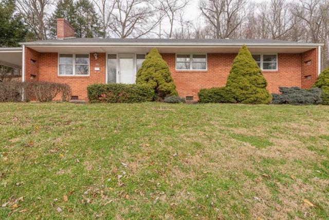 141 W. Valley Dr., Bristol, VA 24201 (MLS #68166) :: Highlands Realty, Inc.