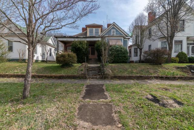 817 Georgia Ave, Bristol, TN 37620 (MLS #68491) :: Highlands Realty, Inc.