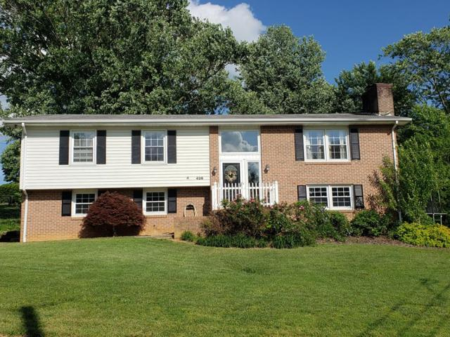 426 Brookhill Dr, Abingdon, VA 24210 (MLS #69455) :: Highlands Realty, Inc.