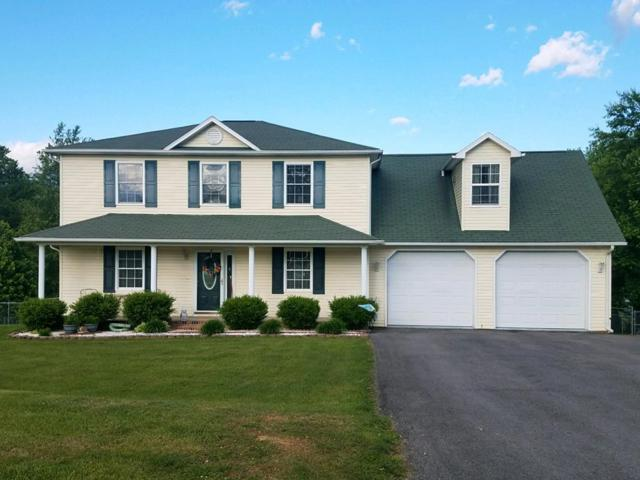 136 Summit Drive, Cedar Bluff, VA 24609 (MLS #69500) :: Highlands Realty, Inc.