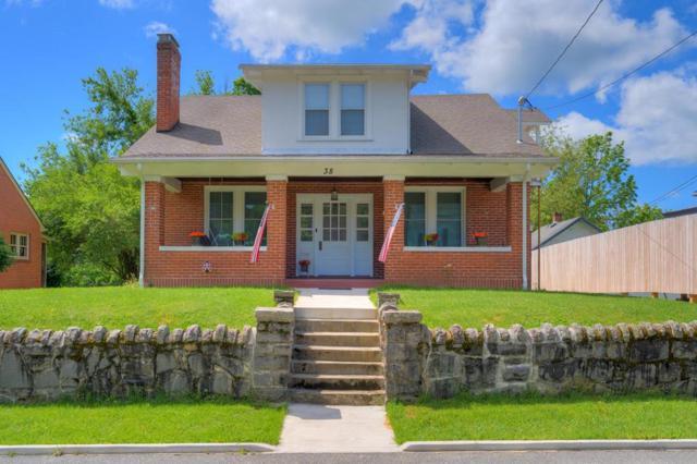 38 6th St., Ne, Pulaski, VA 24301 (MLS #69537) :: Highlands Realty, Inc.