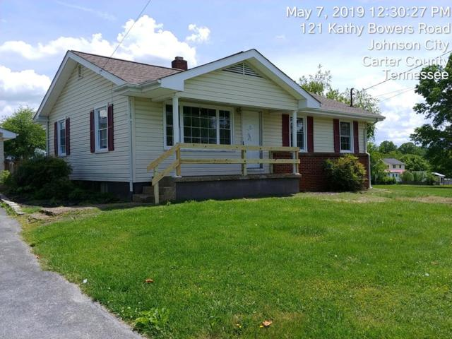 121 Bowers St., Johnson City, TN 37601 (MLS #69608) :: Highlands Realty, Inc.