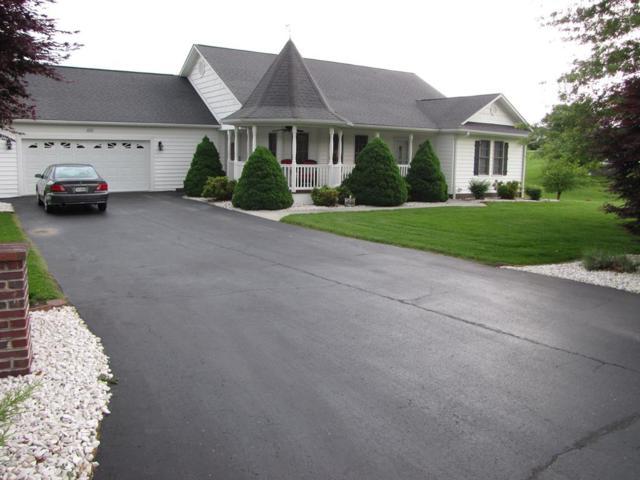 150 Pleasant Pine Drive, Max Meadows, VA 24360 (MLS #70045) :: Highlands Realty, Inc.