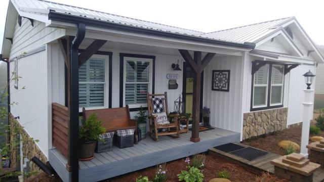 155 Panorama Dr., Fancy Gap, VA 24328 (MLS #70111) :: Highlands Realty, Inc.