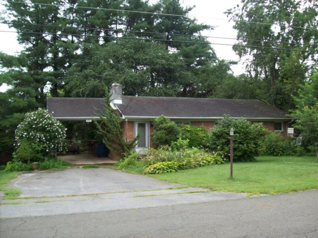 838 Sunset Drive, Chilhowie, VA 24319 (MLS #70672) :: Highlands Realty, Inc.