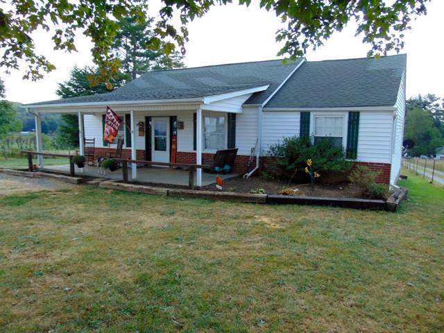 1803 Strawberry Lane, Hillsville, VA 24343 (MLS #71292) :: Highlands Realty, Inc.