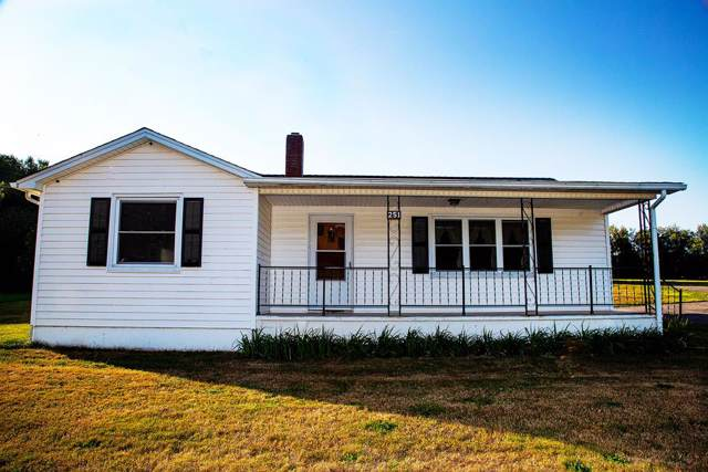251 Ramblewood Road, Chilhowie, VA 24319 (MLS #71330) :: Highlands Realty, Inc.