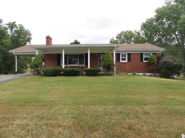328 Baugh, Abingdon, VA 24210 (MLS #71333) :: Highlands Realty, Inc.