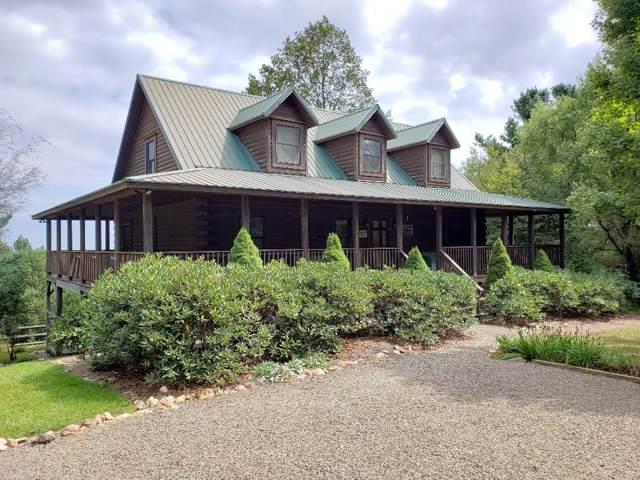 215 Bear Hollow Lane, Ennice, NC 28623 (MLS #71395) :: Highlands Realty, Inc.