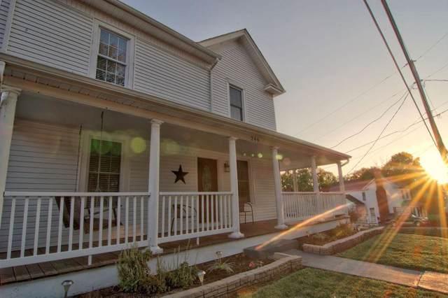 246 Main Street, Lebanon, VA 24266 (MLS #71670) :: Highlands Realty, Inc.