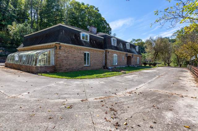 114 Goodpasture Hollow Rd, Marion, VA 24354 (MLS #71673) :: Highlands Realty, Inc.