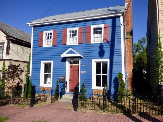 440 Main Street, Wytheville, VA 24382 (MLS #71697) :: Highlands Realty, Inc.
