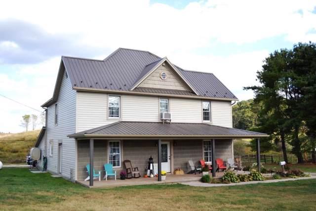 1164 Cedar Springs Road, Rural Retreat, VA 24368 (MLS #71765) :: Highlands Realty, Inc.