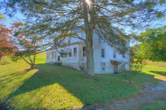 4231 Robinson Tract Rd, Pulaski, VA 24301 (MLS #71806) :: Highlands Realty, Inc.