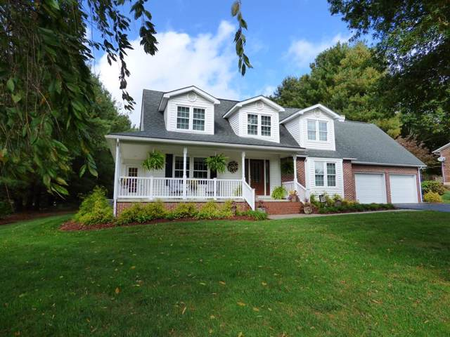 790 Country Club, Wytheville, VA 24382 (MLS #71892) :: Highlands Realty, Inc.