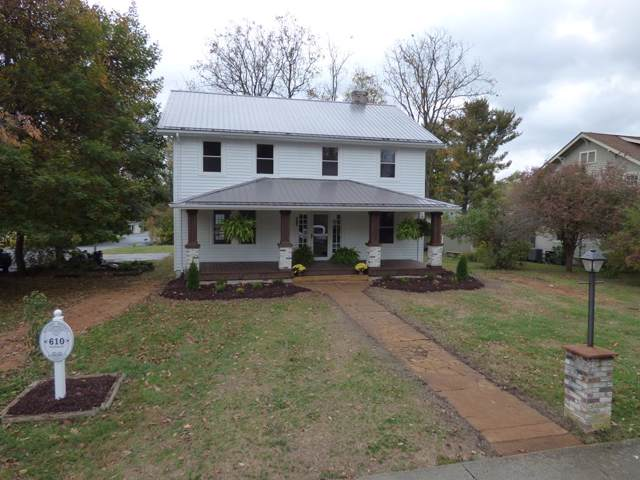 610 Withers Road, Wytheville, VA 24382 (MLS #71932) :: Highlands Realty, Inc.
