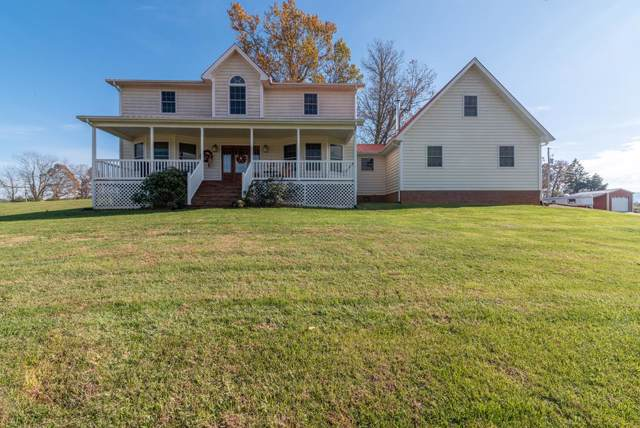 27410 Pawnee Drive, Abingdon, VA 24211 (MLS #72140) :: Highlands Realty, Inc.