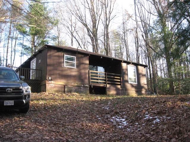 150 Wild Boar Trail, Fancy Gap, VA 24328 (MLS #72178) :: Highlands Realty, Inc.