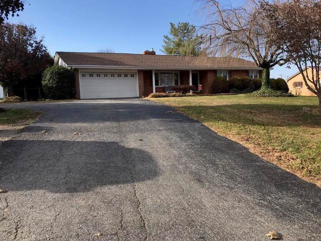 175 Ivanhoe Road, Max Meadows, VA 24360 (MLS #72222) :: Highlands Realty, Inc.