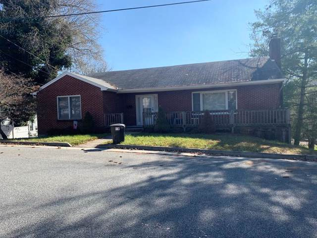 318 College Street, Marion, VA 24354 (MLS #72228) :: Highlands Realty, Inc.