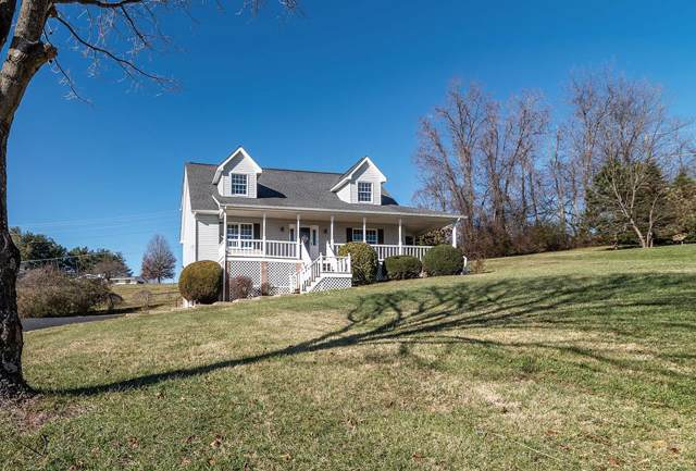 594 Sam's Way, Abingdon, VA 24210 (MLS #72350) :: Highlands Realty, Inc.