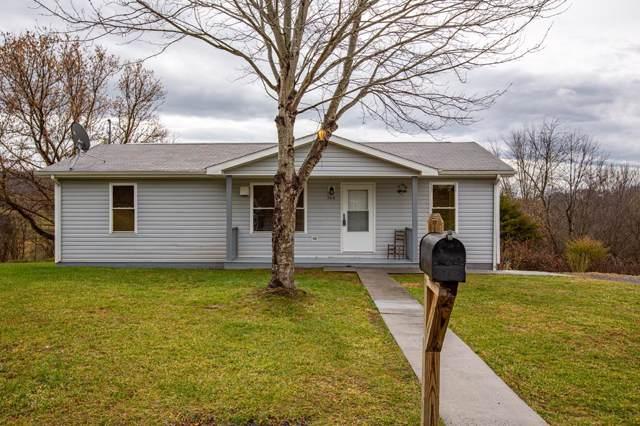 346 Overlook Drive, Chilhowie, VA 24319 (MLS #72364) :: Highlands Realty, Inc.