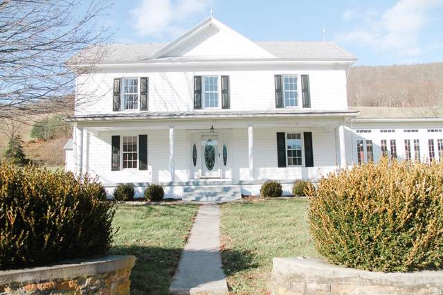 754 Mill Road, Tazewell, VA 24651 (MLS #72390) :: Highlands Realty, Inc.