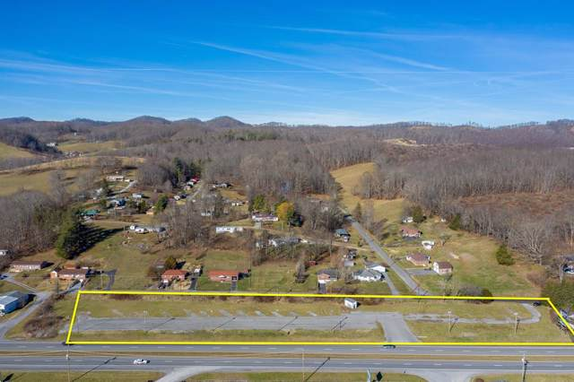 2.21 Ac Governor G C Peery Hwy, Bluefield, VA 24605 (MLS #72507) :: Highlands Realty, Inc.