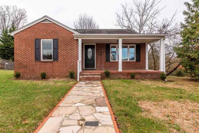 342 Bradley Street, Abingdon, VA 24210 (MLS #72522) :: Highlands Realty, Inc.