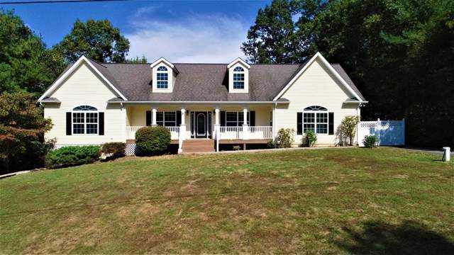 201 Oakside Drive, Hillsville, VA 24343 (MLS #72540) :: Highlands Realty, Inc.