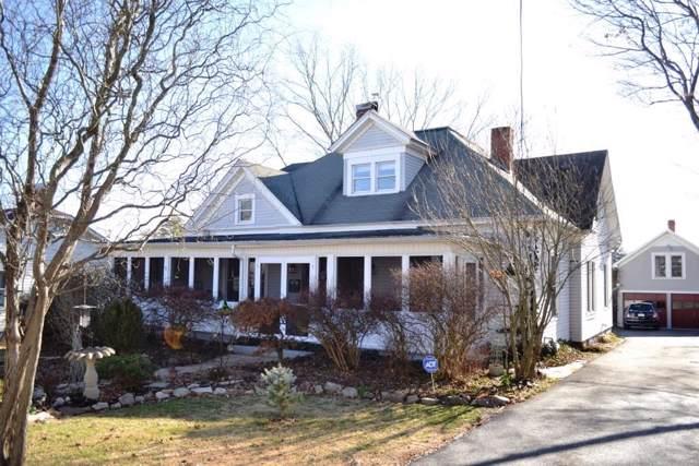 355 E North Street, Wytheville, VA 24382 (MLS #72635) :: Highlands Realty, Inc.