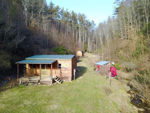 2522 Pot Rock Road, Woodlawn, VA 24381 (MLS #72657) :: Highlands Realty, Inc.