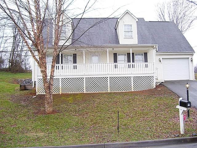 249 Hallock Drive, Abingdon, VA 24210 (MLS #72914) :: Highlands Realty, Inc.