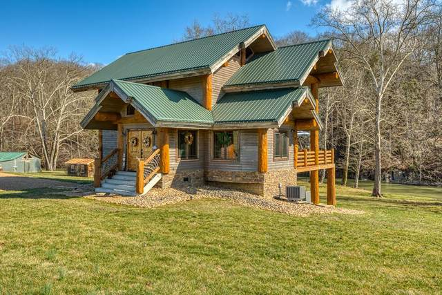 819 Fox Valley Road, Marion, VA 24354 (MLS #73020) :: Highlands Realty, Inc.