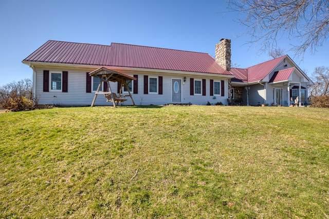 180 Brandy Ln, Saltville, VA 24370 (MLS #73123) :: Highlands Realty, Inc.