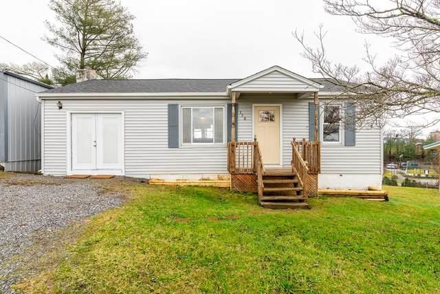 350 Henry Street, Abingdon, VA 24210 (MLS #73129) :: Highlands Realty, Inc.