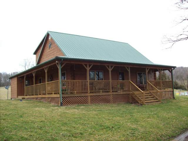 1447 Old Ebenezer Road, Marion, VA 24354 (MLS #73459) :: Highlands Realty, Inc.