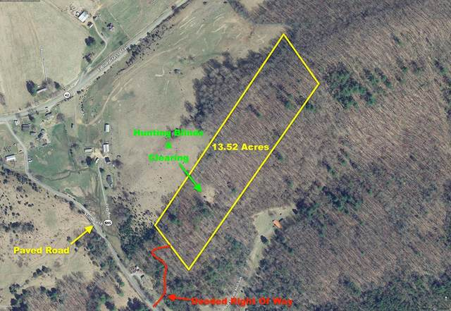 Lot 3 Stillhouse Spring Drive, Bland, VA 24315 (MLS #73500) :: Highlands Realty, Inc.