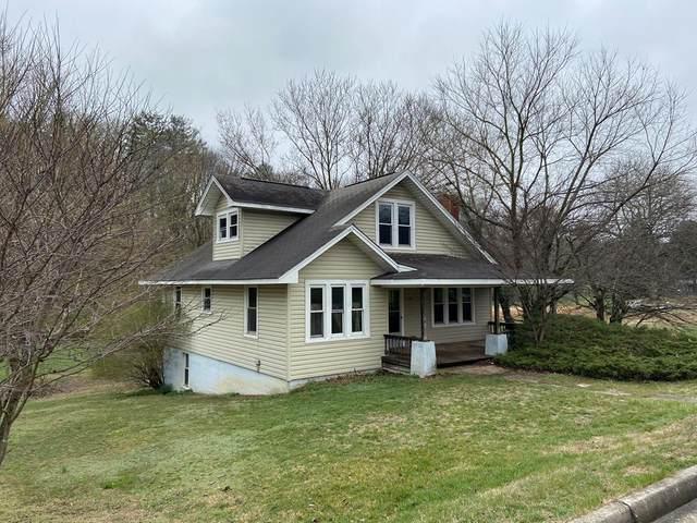 725 1st St, Wytheville, VA 24382 (MLS #73509) :: Highlands Realty, Inc.