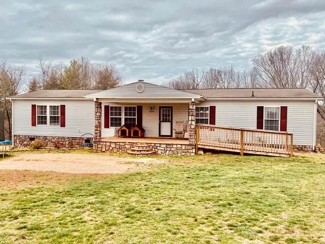 254 Dyer Rd, Draper, VA 24324 (MLS #73601) :: Highlands Realty, Inc.