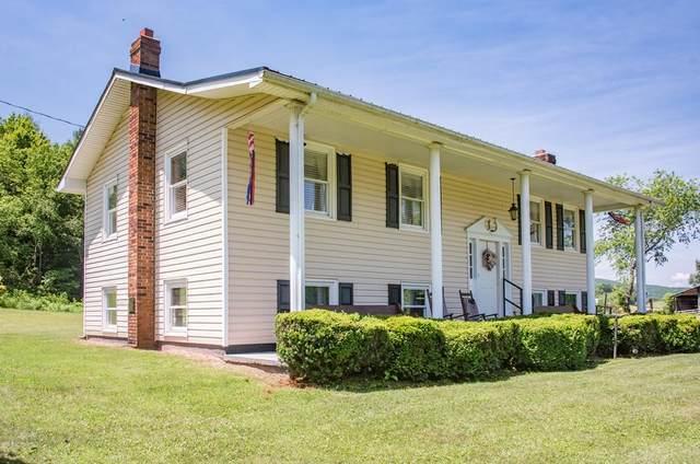 2047 Cline Rd, Rural Retreat, VA 24368 (MLS #73604) :: Highlands Realty, Inc.