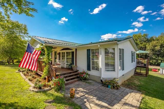 946 Murphyville Rd, Rural Retreat, VA 24368 (MLS #73610) :: Highlands Realty, Inc.