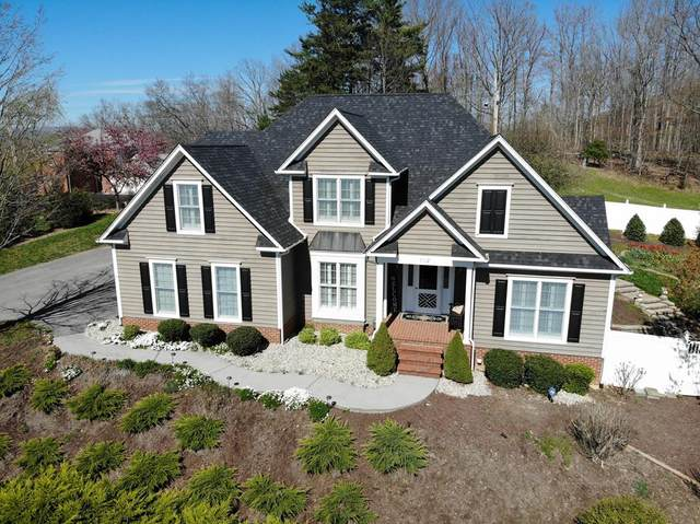 102 Mountain View Ln, Radford, VA 24141 (MLS #73702) :: Highlands Realty, Inc.