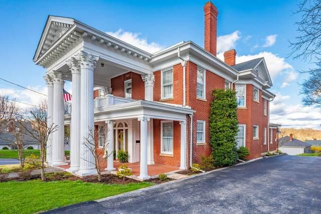 213 Church Street, Marion, VA 24354 (MLS #73704) :: Highlands Realty, Inc.