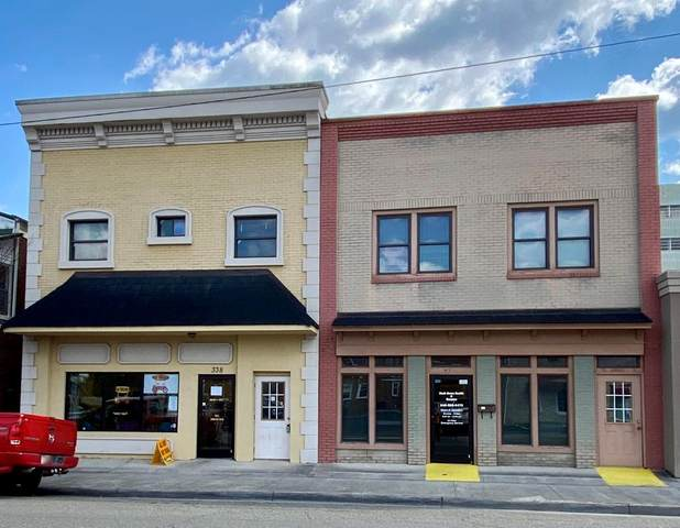 336/338 Washington Avenue, Pulaski, VA 24301 (MLS #73730) :: Highlands Realty, Inc.