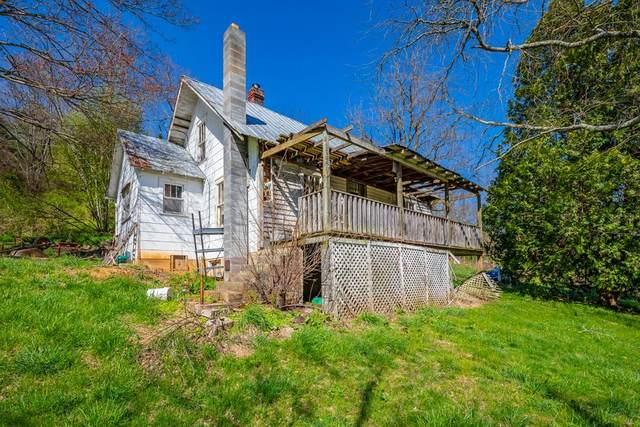 3656 Cedar Springs Rd, Rural Retreat, VA 24368 (MLS #73769) :: Highlands Realty, Inc.