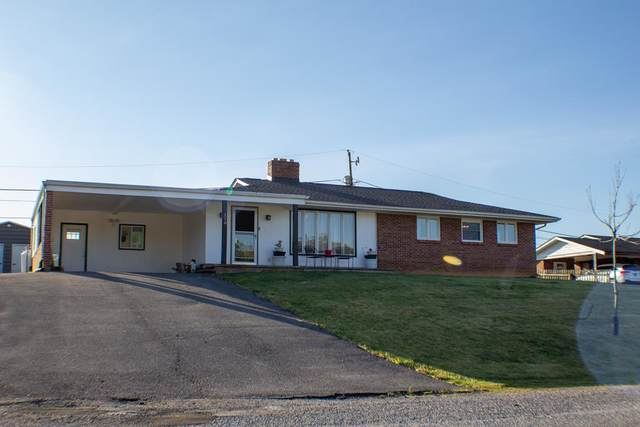 110 Evergreen Court, Chilhowie, VA 24319 (MLS #73906) :: Highlands Realty, Inc.