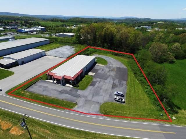 585 Stafford Umberger Drive, Wytheville, VA 24382 (MLS #74041) :: Highlands Realty, Inc.