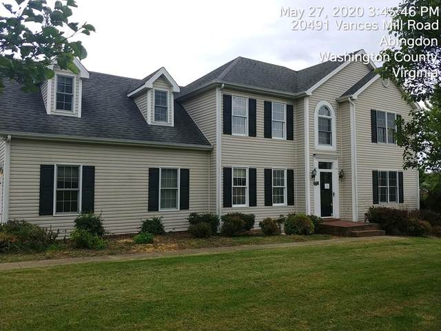 20491 Vances Mill Rd, Abingdon, VA 24211 (MLS #74226) :: Highlands Realty, Inc.